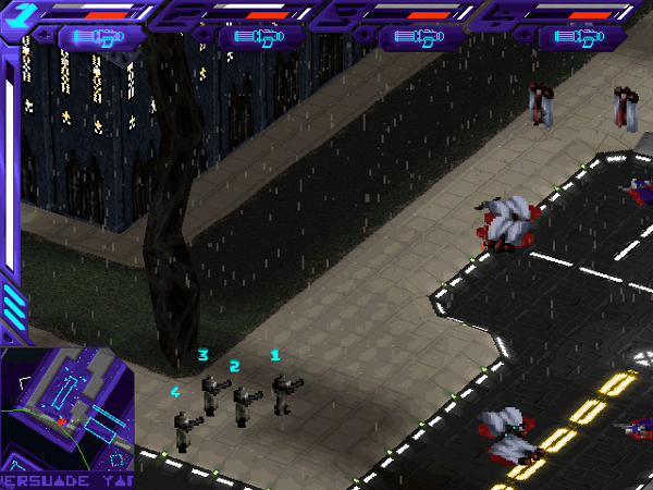 Syndicate Wars (1996)