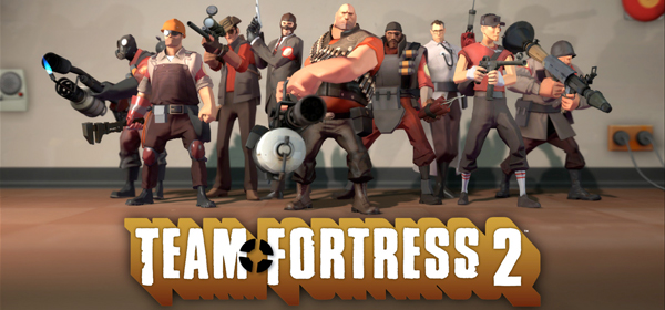Team Fortress Lineup