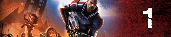 Top Ten of 2010 - 1. Mass Effect 2