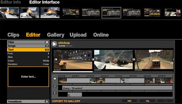 GTA IV Video Editor