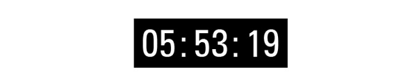 Aperture Countdown