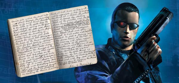 Deus Ex Diaries