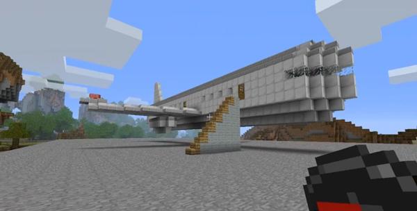 Minecraft Airship Mod